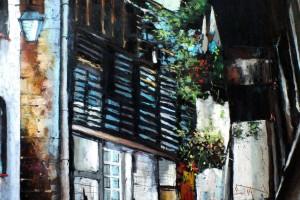 2013 – Galerie Pellegrini – Dinan – Francja