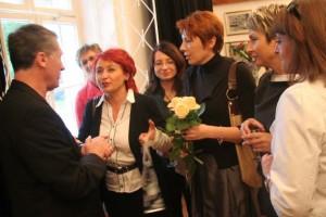2010 – 25-lecie pracy art. – Pałac Tarłów – WOK – Lublin